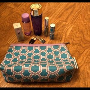 Clinique make up bag and haul.